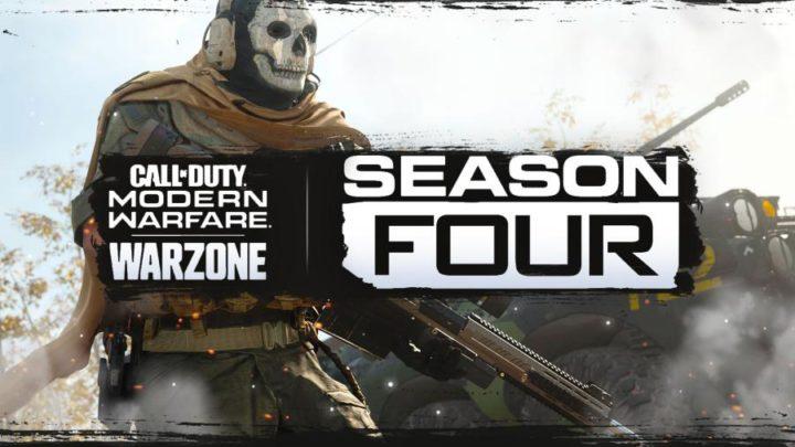temporada 4 Modern Warfare