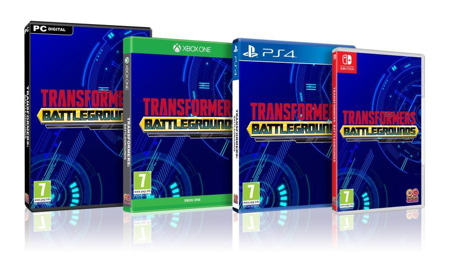 Tranformers: Battlegrounds