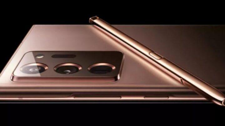 Galaxy Note 20 preço
