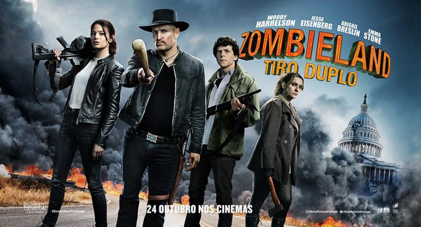 Zombieland Tiro Duplo