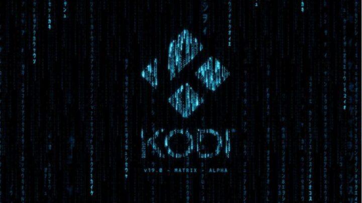 Kodi 19.X Alpha 2 3