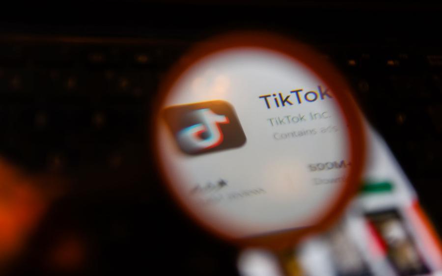 Check Point TikTok negocio MAC Address 15 anos segurança