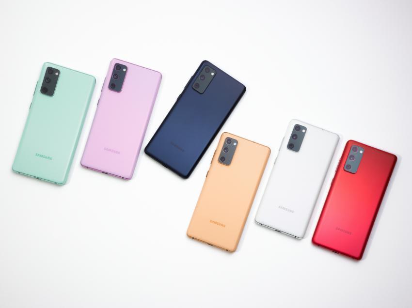 Galaxy S20 FE Galaxy S21 FE