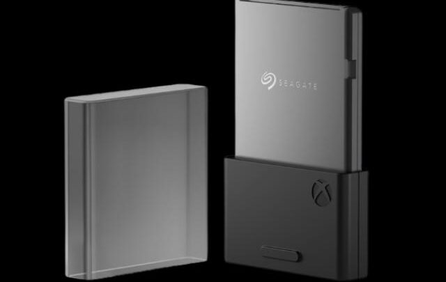 Armazenamento Xbox Series