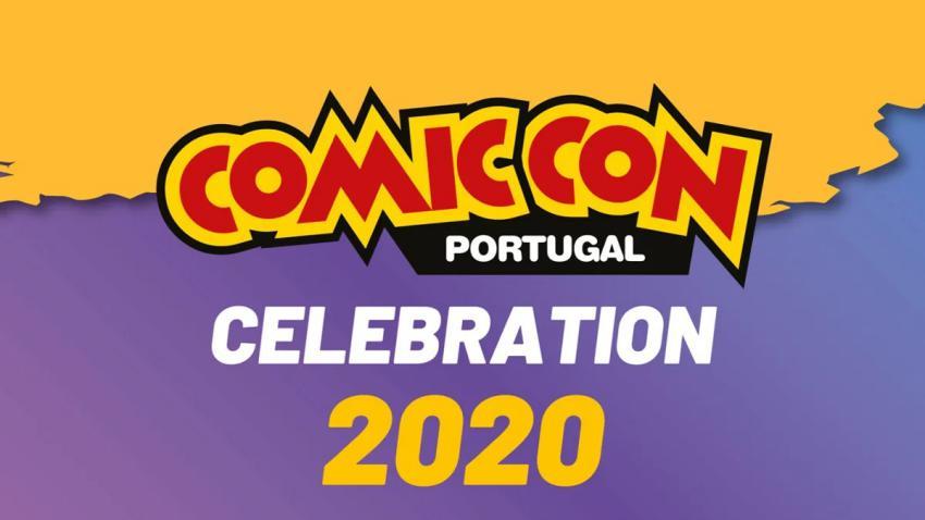 COMIC CON PORTUGAL 2020 CELEBRATION