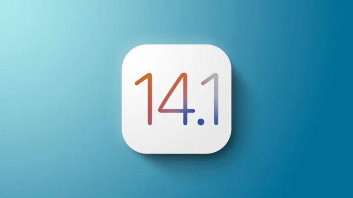 iOS 14.1 bug