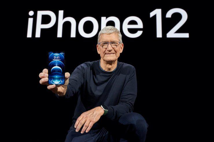 iPhone 12 bateria