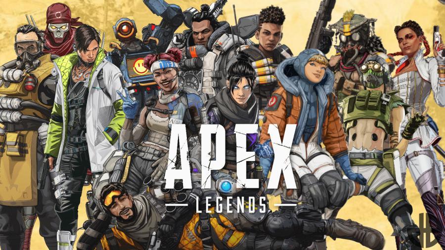 Apex Legends lag Cross-Play