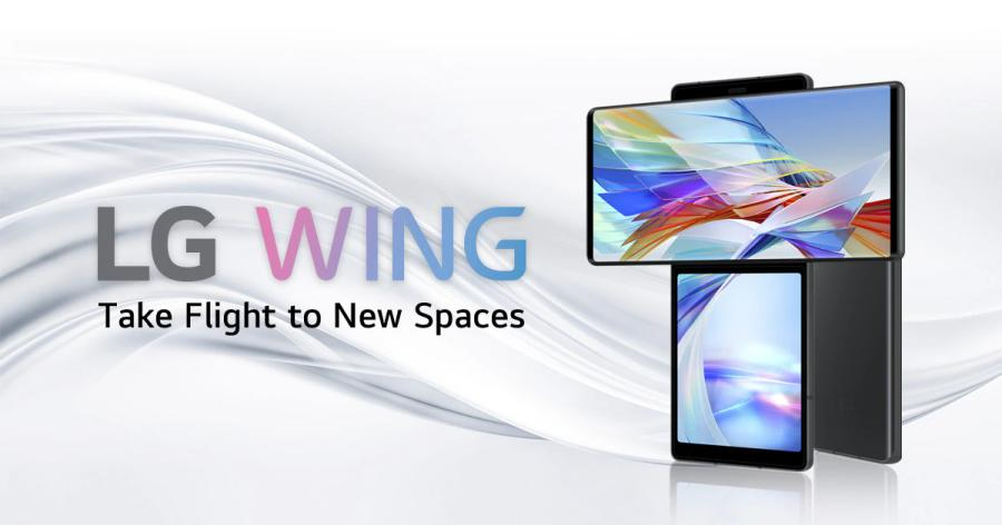 LG Wing Mobile