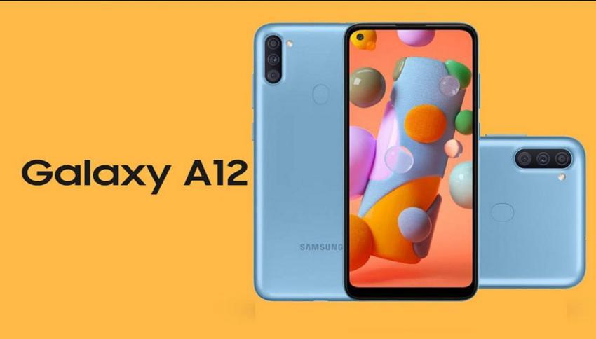 Samsung Galaxy A12 Galaxy A13