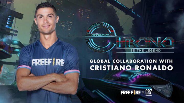 Cristiano Ronaldo Free Fire