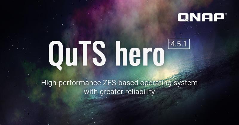 QuTS hero h4.5.1