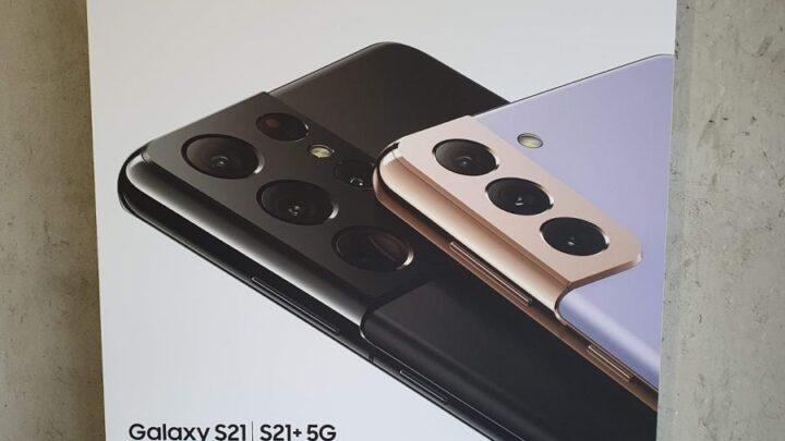 Galaxy S21 MicroSD