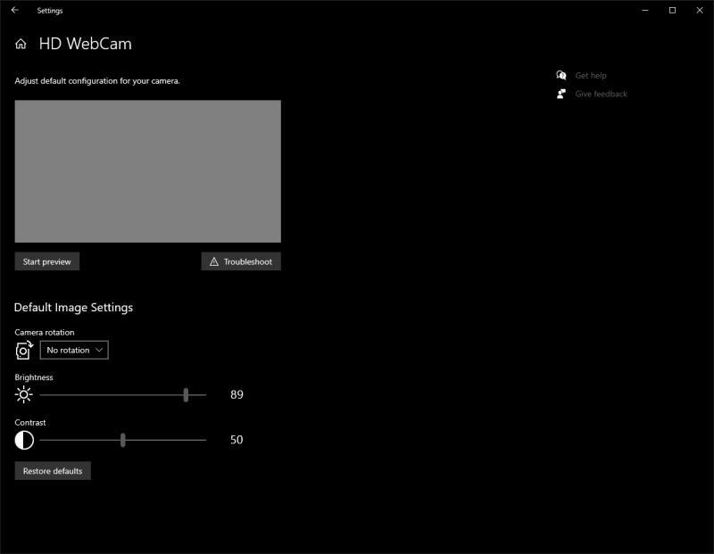 Painel de Controlo Windows 10