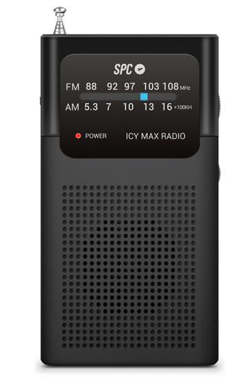 Rádio SPC ICY MAX