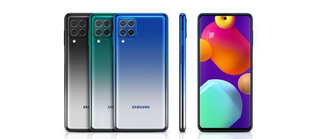 Samsung Galaxy M62 M32