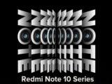 Série Redmi Note 10