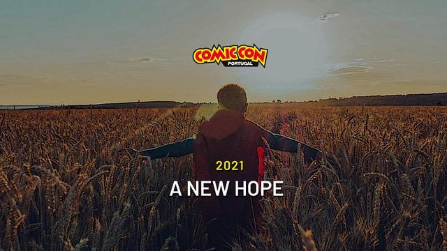 Comic Con Portugal 2021