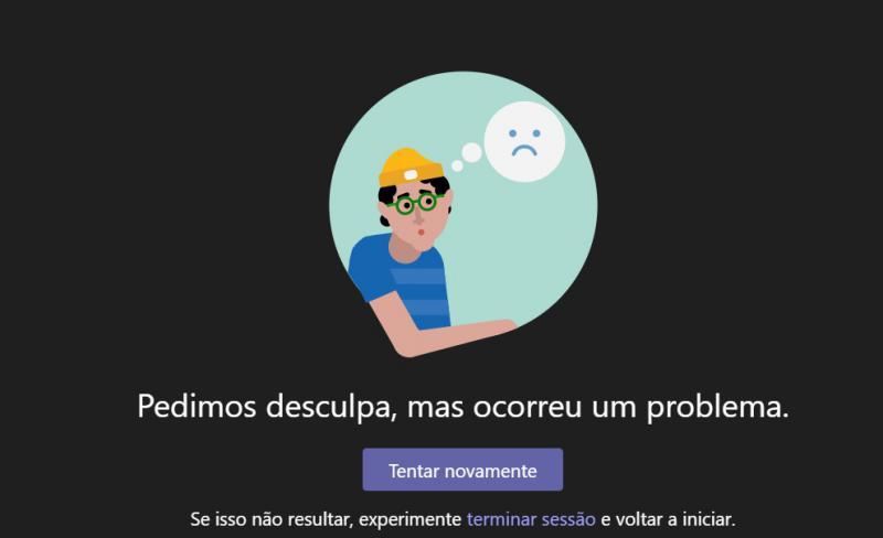 Problemas Microsoft Teams