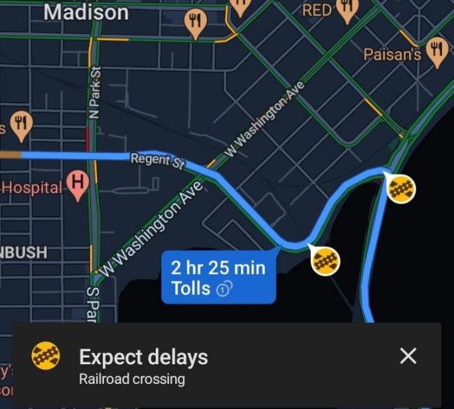 Waze Google Maps