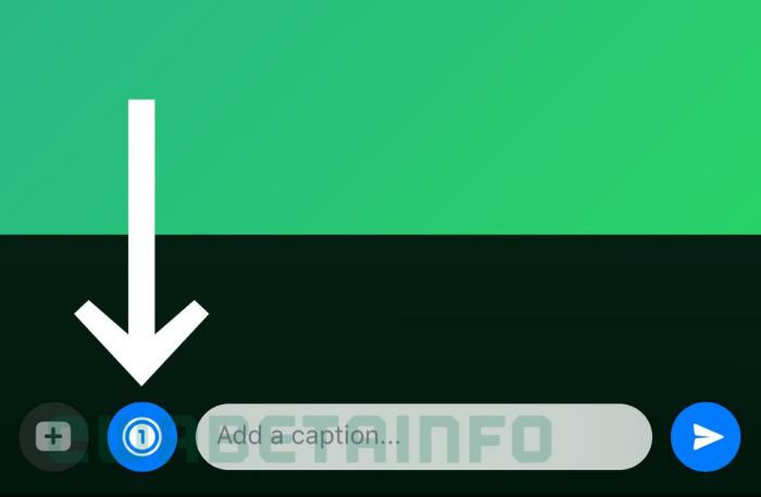 WhatsApp recurso