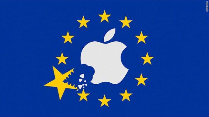 Apple Comissão Europeia