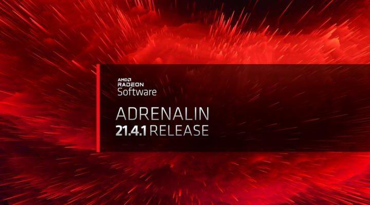 Radeon 21.4.1