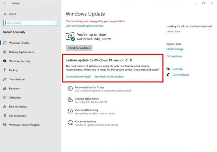 Windows 10 maio 2021