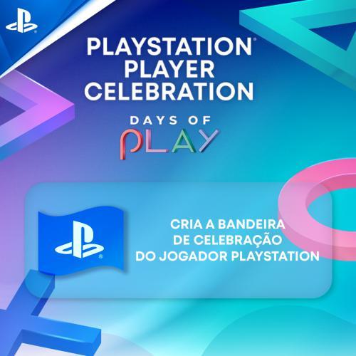 Celebración del jugador de PlayStation