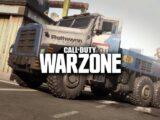 warzone camiões