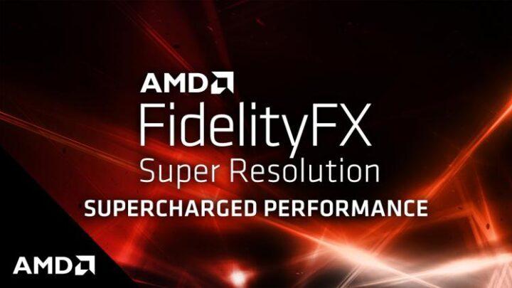 FidelityFX Super Resolution