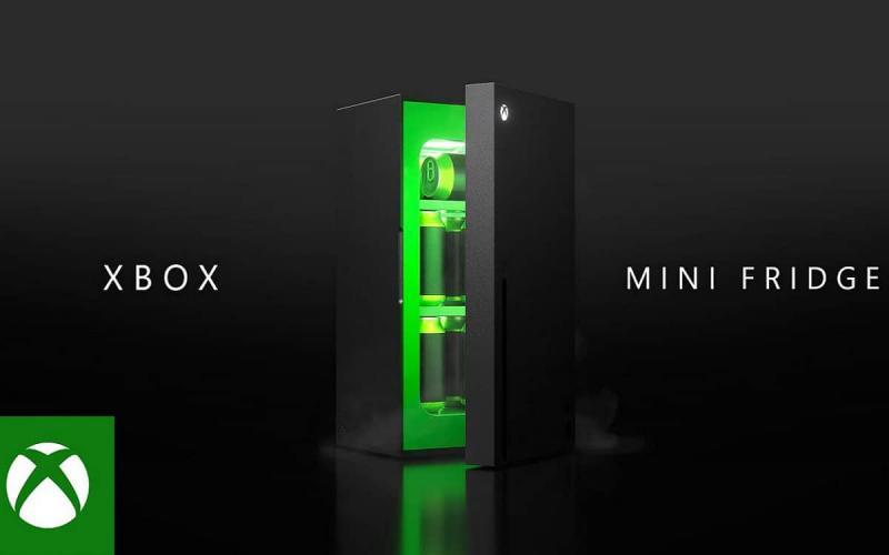 Series X frigorífico