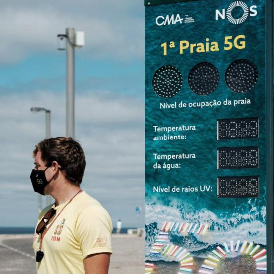 praia 5G