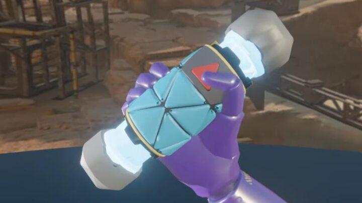 Cryo Grenade