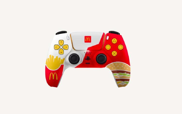 "DualSense ""McDonald's Edition"""