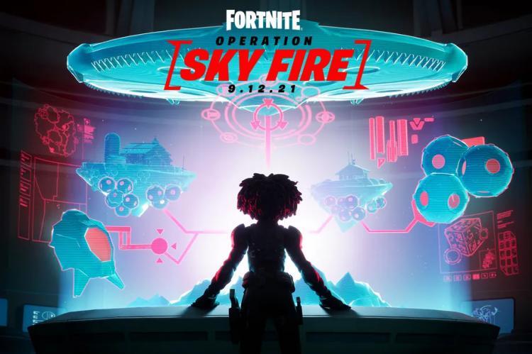 Operation: Sky Fire