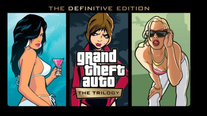 The Definitive Edition The Trilogy